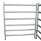 hot-dipped galvanized Cattle yard fence panel