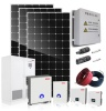 Easy install home solar power system 10kw 10 kw solar off grid system