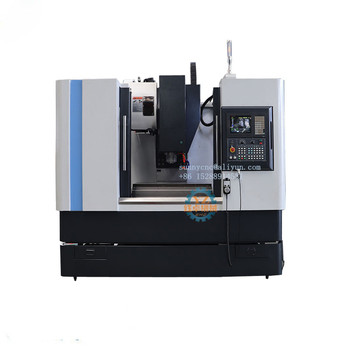 VMC850 Vertical CNC Milling Machine CNC Machining Center