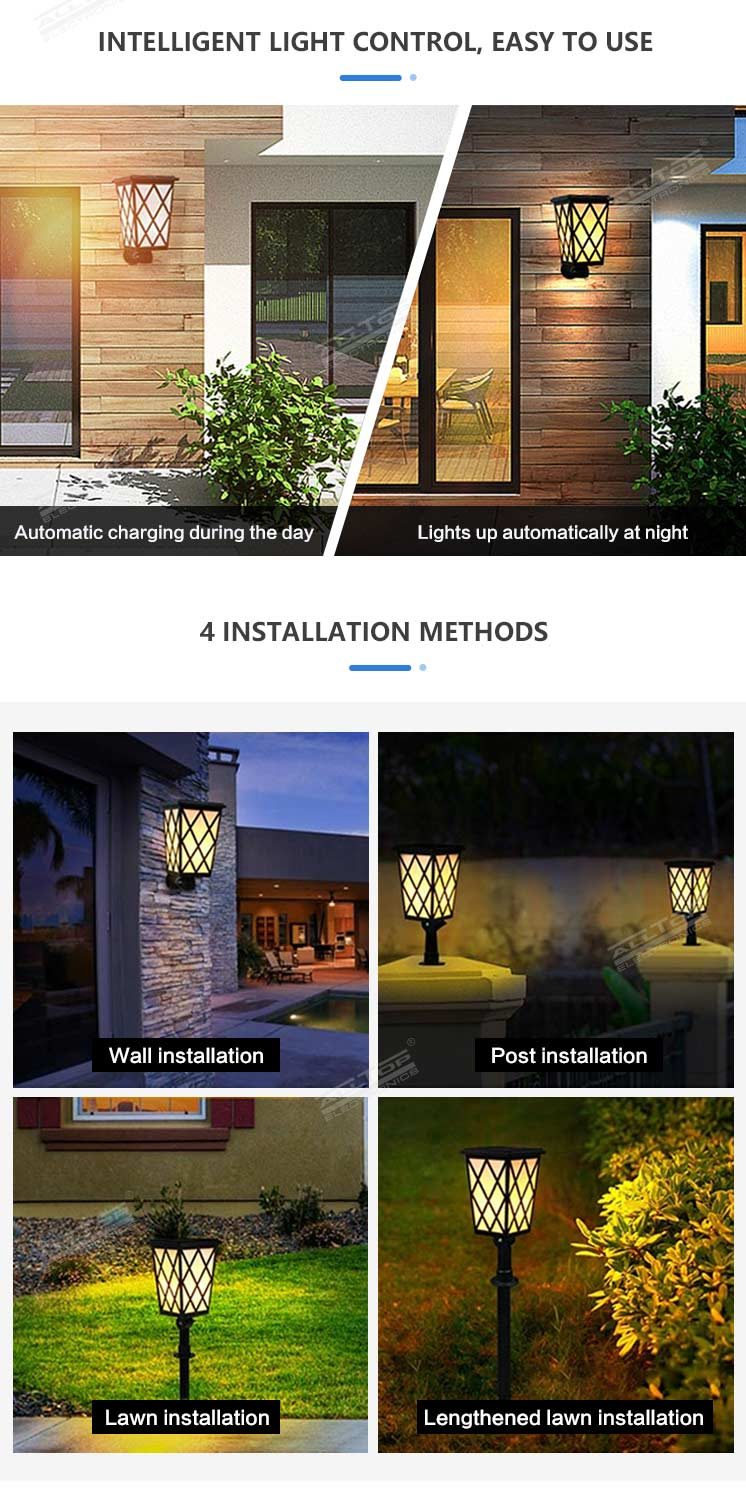 ALLTOP modern garden lights-9