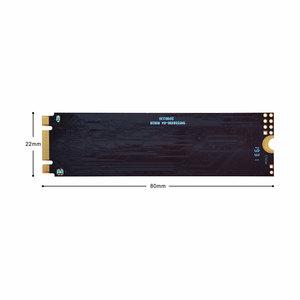 OEM/ODM  256GB m. 2 2280 sata external solid state disk 3D NAND TLC flash  M.2 SSD hard drives ssd