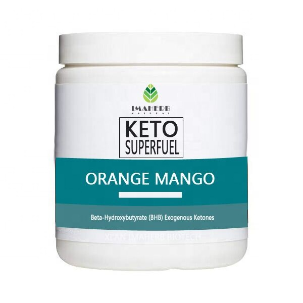 Hot Sale China supply Keto BHB Exogenous Ketones Orange Mango