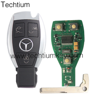 3 button BE=BGA= NEC key 315Mhz can be programmed remote smart car key For mercedes benz