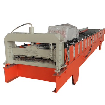 Metal deck roofing machine 762 in Malaysia