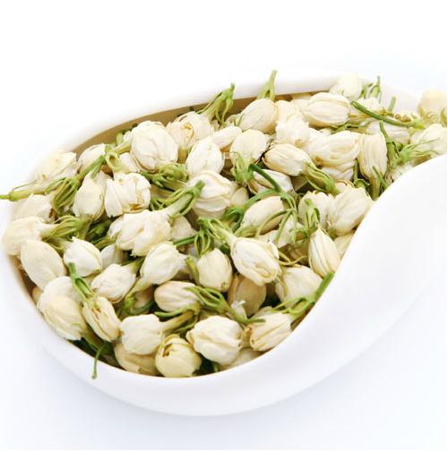 EU Standard Natural Dried Flower Top Fragrant Early Spring Dried Jasmine Bud Flower Tea in 2020 - 4uTea | 4uTea.com