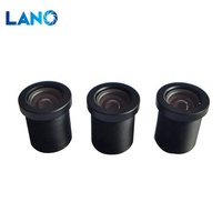 Thread size detection industrial lens