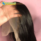 Lace Brazilian Hair Wholesale Burmese Loose Hd Lace Curly Wig Real Mink Straight Brazilian Wig Hair Heat-Resistant Human Half Wig