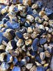 Blue Loose Gemstone Stones Blue Chalcedony Roughs Raw Rough Crystal Blue Chalcedoni Agat Loose Gemstones Gem Stone For Healing Jewelry Rock Agate