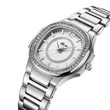 Часы MISSFOX женские, модные, повседневные, кварцевые, розовое золото, Xfcs, Прямая поставка, 2020(China)