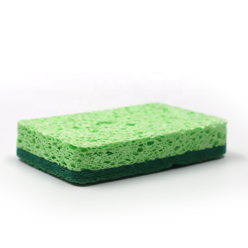 Natural Sisal Cloth Kitchen Scouring pad Scrubbing sponge for OEM