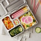 Planet Rover Stainless Steel Bento Lunch Box