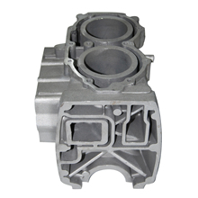 Cast Aluminium A356 T6 <span class=keywords><strong>Motor</strong></span> Teile Automotive Gravity Casting