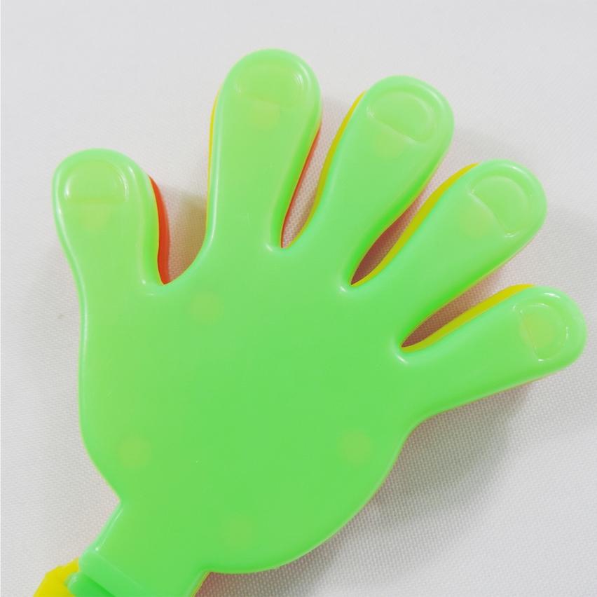 Оптовая Продажа Индивидуальные логотип ручной хлопать партия Сувениры игрушка для детей
