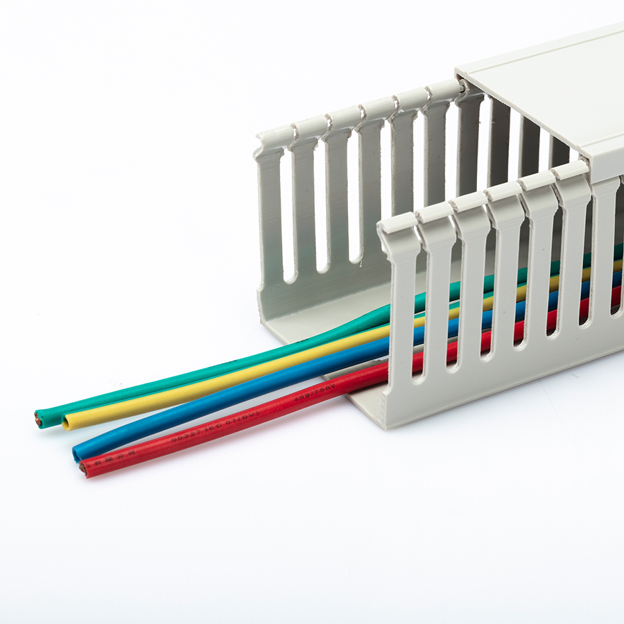EASCO PVC Duct Halogen Free Cable Duct Lead Free PVC Trunking