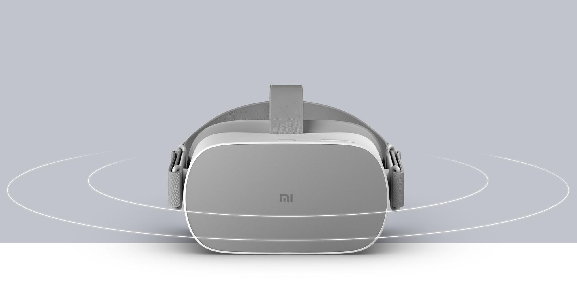 Xiaomi Virtual Reality Helmet Headset Mi VR 3D Glasses With Remote Control