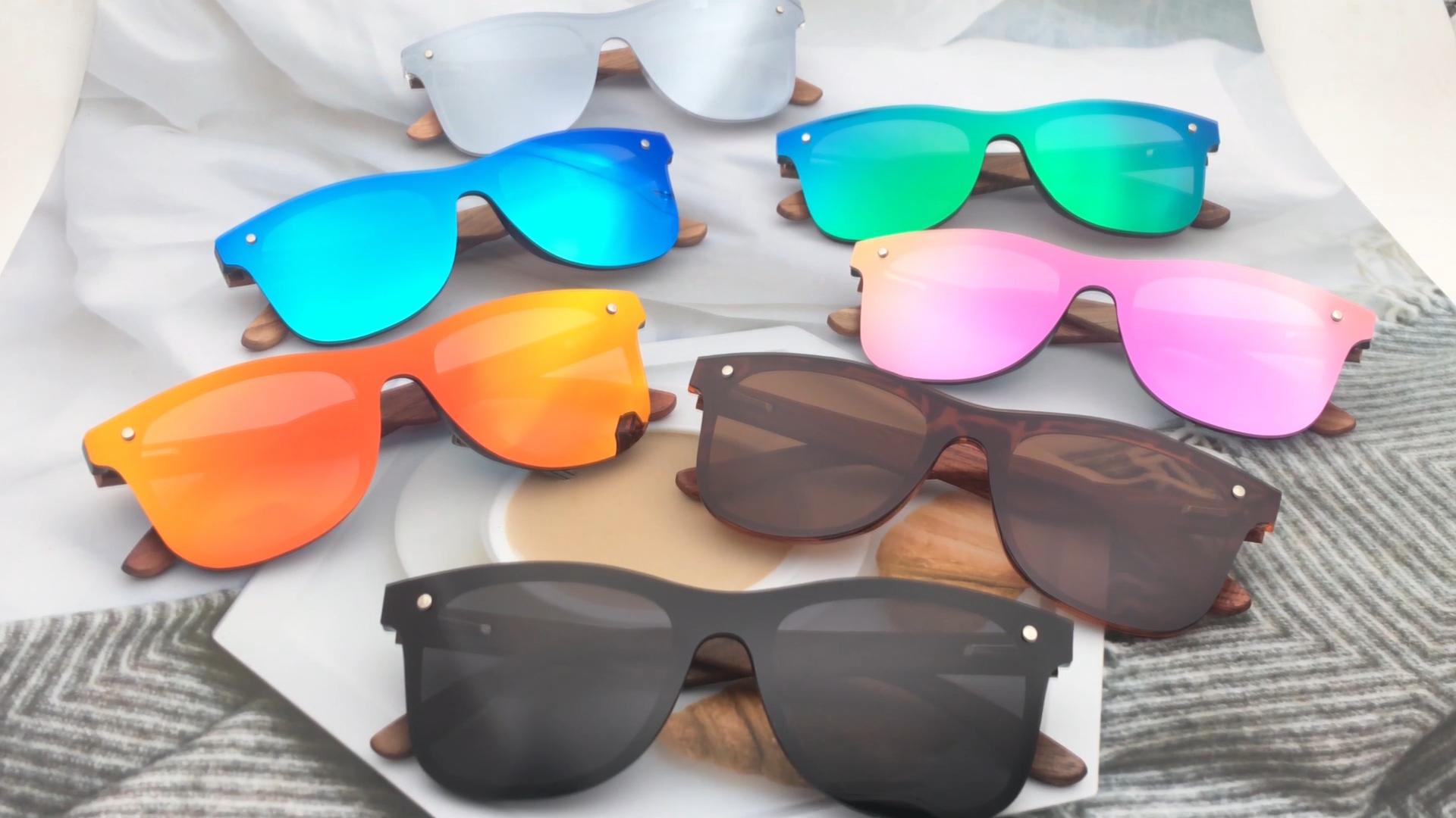LS5029 new 2018 trending fashion colorful unisex uv polarized sunglasses with logo