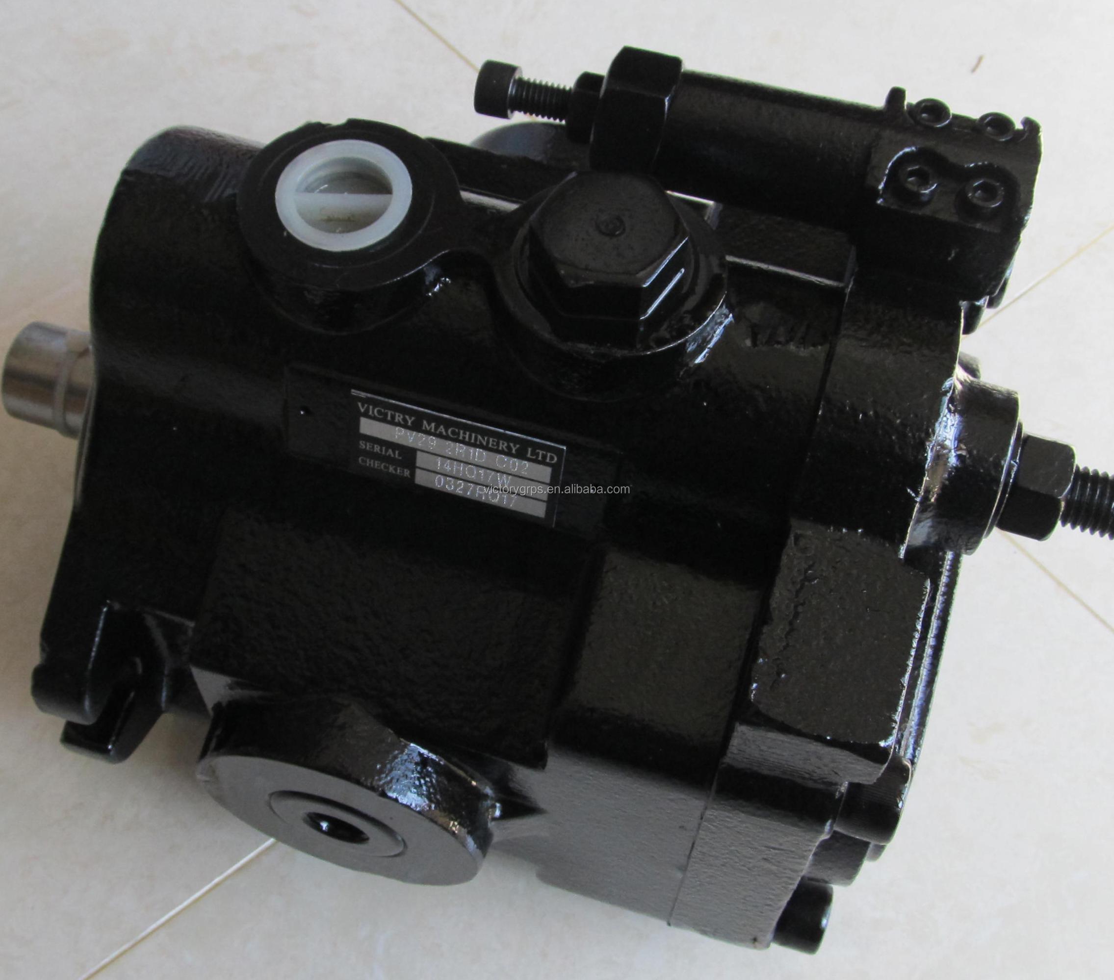 PVT6 PVT10 PVT15 PVT20 PVT29 PVT38 PVT47 PVT64 PV6 PV10 PV15 PV20 PV29 PVT PV Denison Piston pump