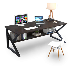 Manager modern executive office desk office table design furniture cubicle shade