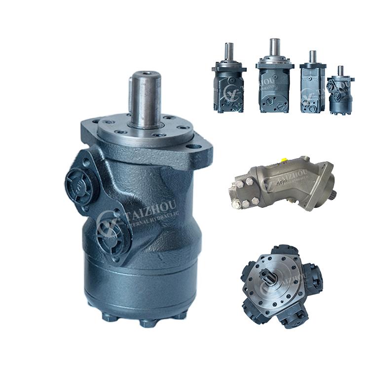 Axial Hydraulic Motor OMR-160SA1P Replace Danfoss, Eaton Vickers Charlynn, Parker Orbit Hydraulic Motor credit seller