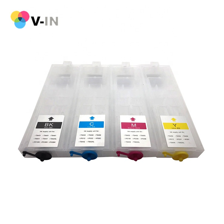 V-IN navulbare inkt cartridge lege refill inkt cartridge zonder chip