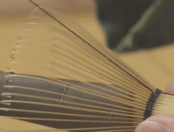 Ambientale Giapponese Uso Quotidiano Personalizza Il Pacchetto di Bambù Tè Matcha Frusta con Diversi Poli