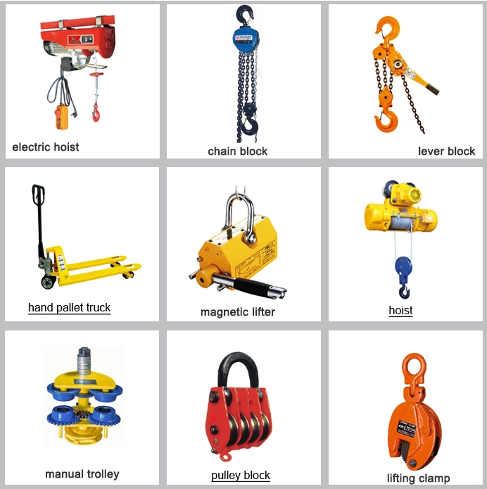 Explosion-proof electric chain hoist level block ISO9001 with low price