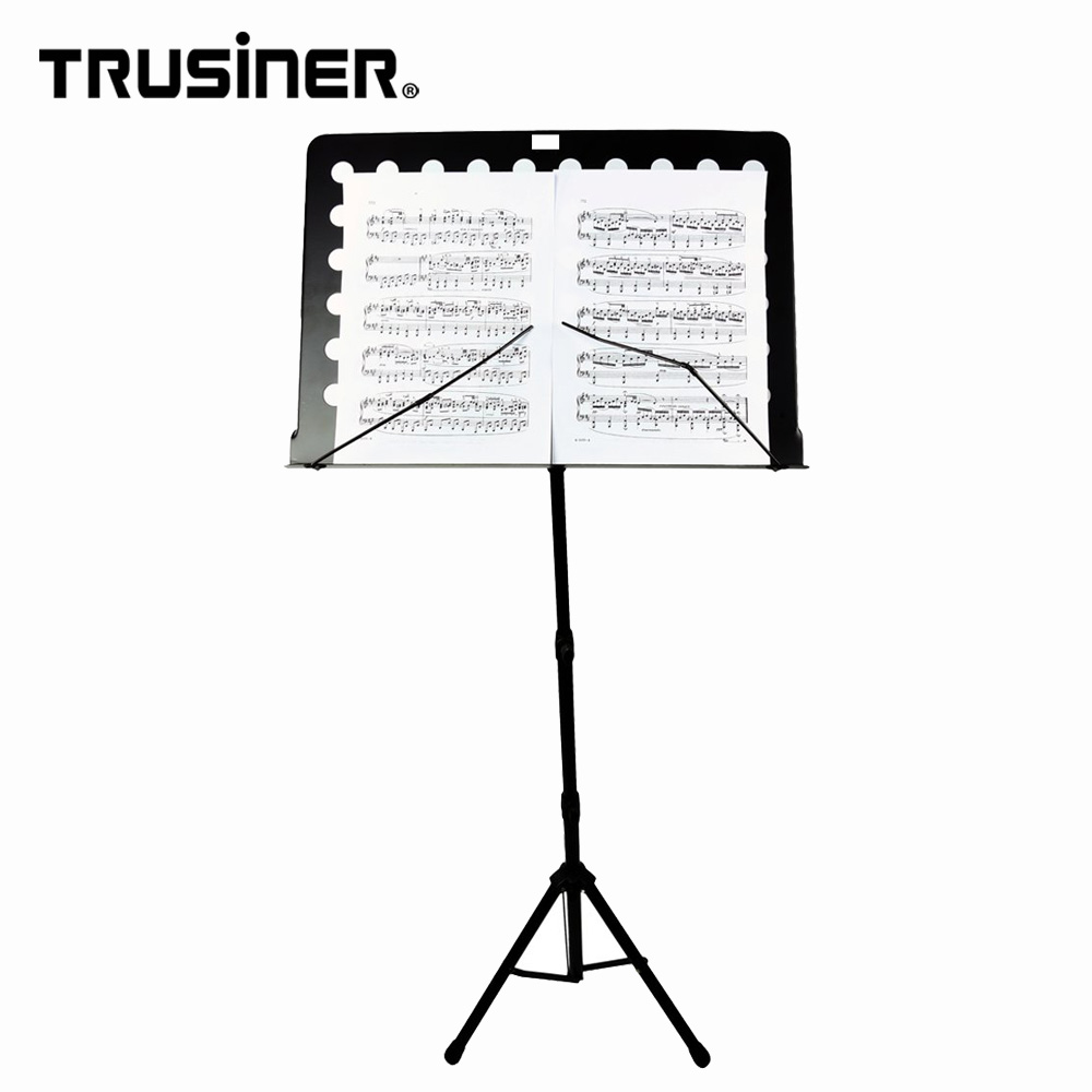 High Grade Steel Tripod Musical Instruments Sheet Music Stand