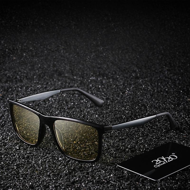 2020optica Polarized Designer Fashion Aluminum Sunglasses for driving night vision sunglasses