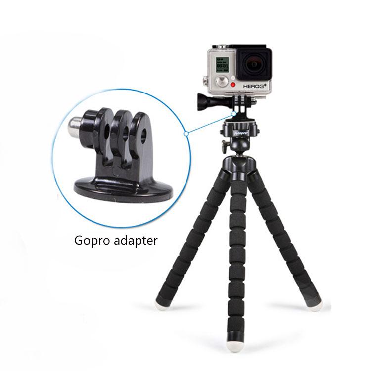 GP01 camera adapter Gopro tripod universal connector universal 1/4 tripod interface screw port threaded hole