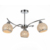 Wooden pendant light zhongshan wholesale high quality modern hanging light suitable in loft  home hotel office decoration