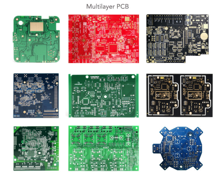 High Technology PCB Cicuirt Board LED PCBA with PCB Manufacture