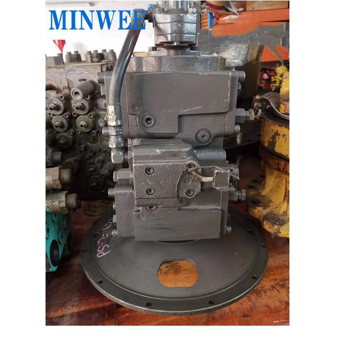 SH120A1 A2 hydraulic pump test bench SH120A1 mitsubishi excavator hydraulic pump