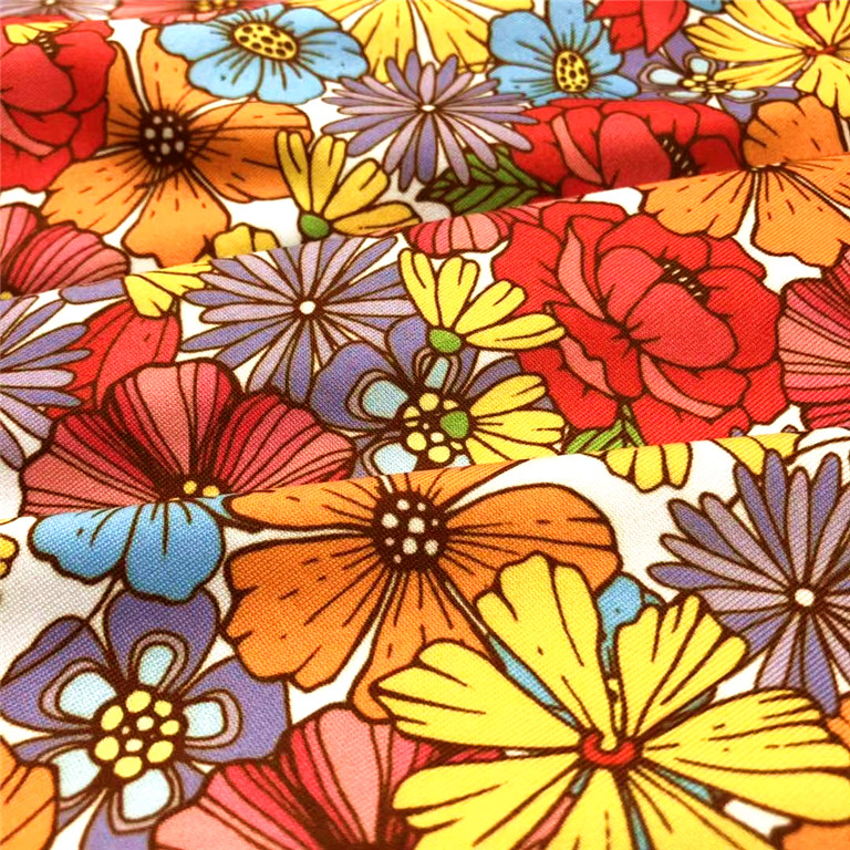 Sublimation Printing Polyester Chiffon Fabric Price Per Meter
