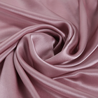 114CM 25MM 100% Mulberry Stain Pure Silk Fabric Cloth Solid Color Diy Pajamas Shirt Fabric