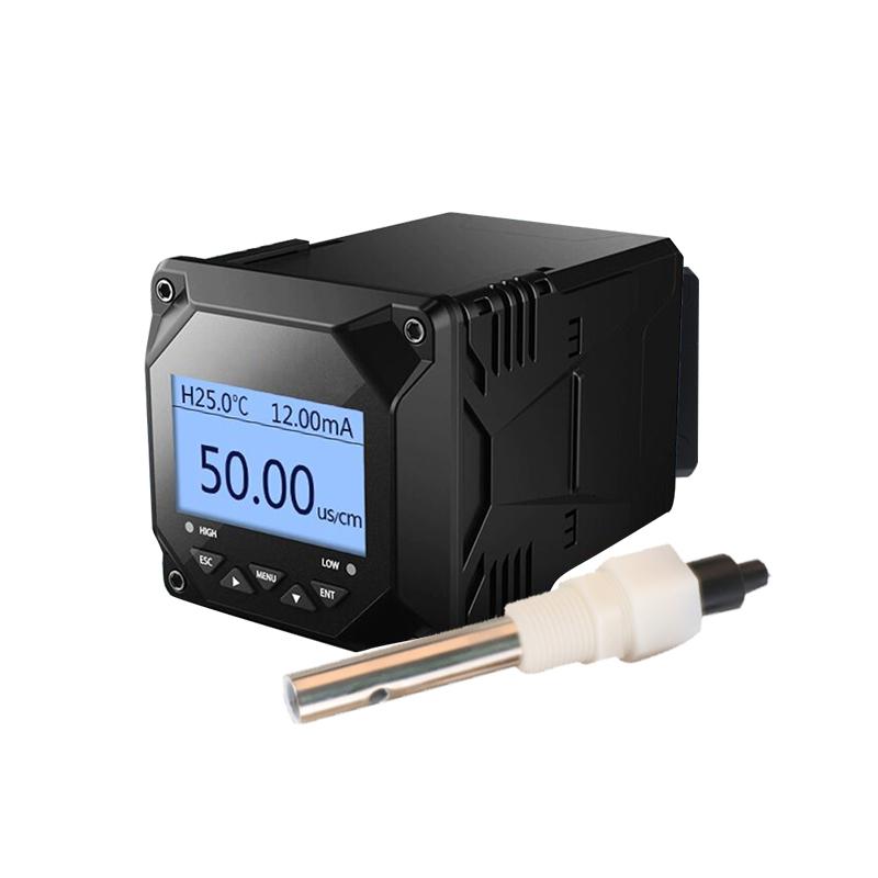 Test de qualité de l'eau instrument résistivité capteur sonde d'électrode RS485 conductimètre électrique
