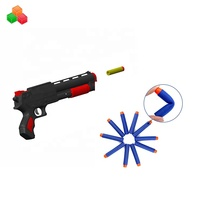 Wholesale pretend sniper target shooting epe eva foam suction cup toy guns soft safety bullets for children playground