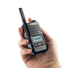 Mini Mode KSUN KS-XK Bangladesh Professionnel 6W 4000mAh <span class=keywords><strong>Talkie</strong></span>-<span class=keywords><strong>walkie</strong></span> 400-470MHz 50km Deux-radio bidirectionnelle