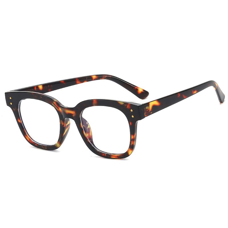 הפסד Eyewear 14534 כיכר משקפיים מסגרות כחול אור חסימת משקפיים