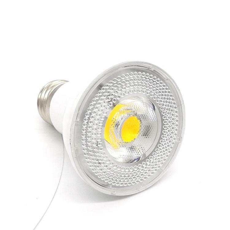 High lumens Cheap price E27 LED PAR20 spotlight 8W led par light