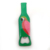 Sublimation different shapes four leaf clover flower animal colored beer promotional metal bar bottle opener