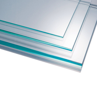 2mm 3mm 4mm 5mm 6mm 8mm 10mm 15mm 19mm Clear Sheet Float Glass