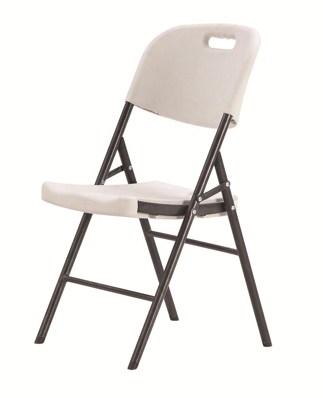 화이트 저렴한 야외 금속 회의 웨딩 도매 접는 의자