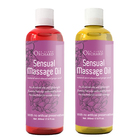 OEM Factory Supply Sensual Couples Massage Oil for Sex,All Natural Ingredients 500ml