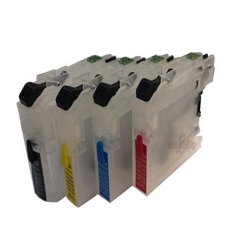 remanufactured ink cartridges LC133 ink cartridge for brother J152 J552 J172 J870 J650 J470 J4110 J4