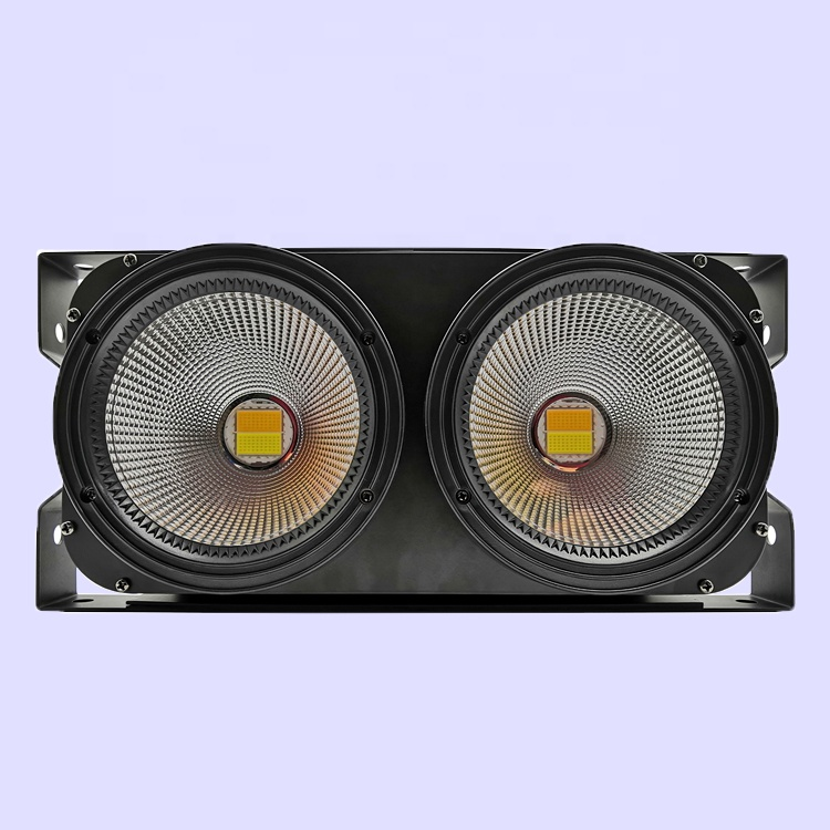 Elation Lighting CUEPIX Blinder WW 2 x 100Watt CW OR WW/CW 2-IN-1 COB 2*100W LED Audience Stage Wash Light