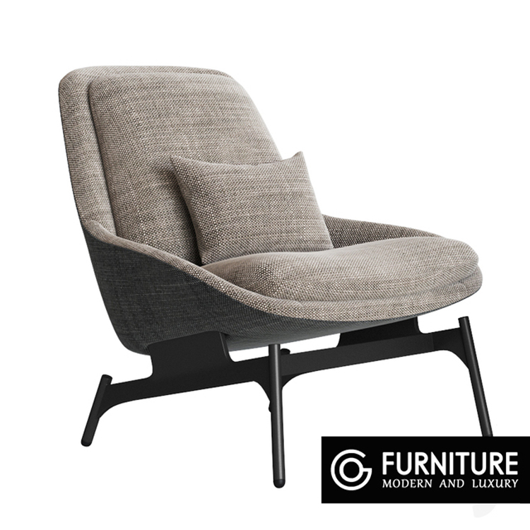 Swell Gofurniture Fashion Design Fabric Womb Chair With Stainless Steel Legs Chair Home Furniture Buy Chair Home Furniture Fabric Womb Chair Womb Chair Machost Co Dining Chair Design Ideas Machostcouk