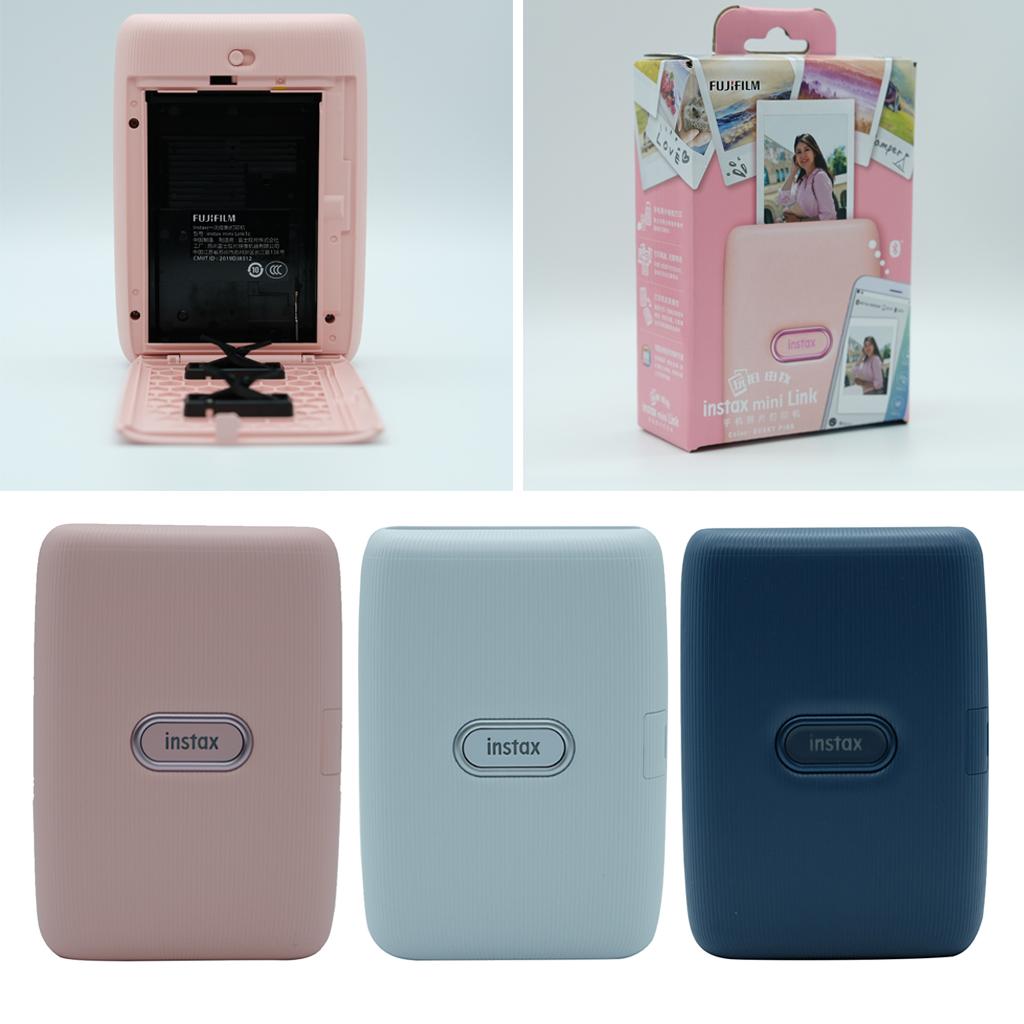 Fuji Fujifilm Instax Mini Link Smartphone Photo Paper Film Printer For iPhone Samsung Huawei Xiaomi Mobile Phone Photo Printer