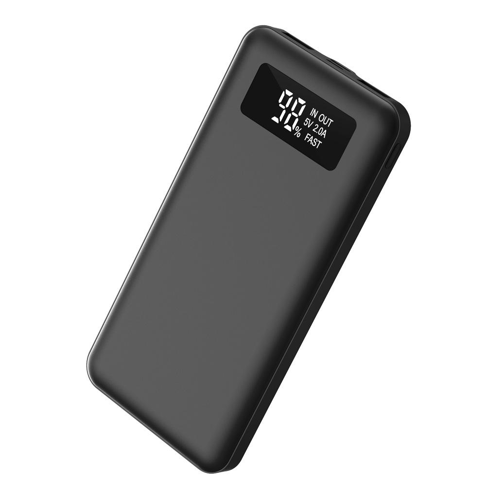 2020 neue Power Bank 10000 mah batterie Power 3 USB Externe Batterie Pack handy tragbare ladegerät