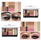 vanecl Eye Makeup Natural Shimmer Matte Eye Shadow Palette Vegan For Christmas Gift
