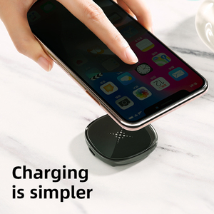 Table Universal Portable Fast Charge Long Distances Phone Pad Wireless Charger